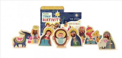 Teeny-tiny Nativity