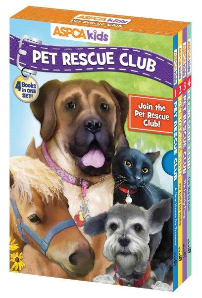 Aspca Pet Rescue Club Set
