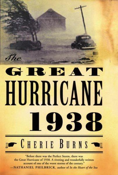 The Great Hurricane--1938