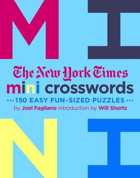 The New York Times Mini Crosswords