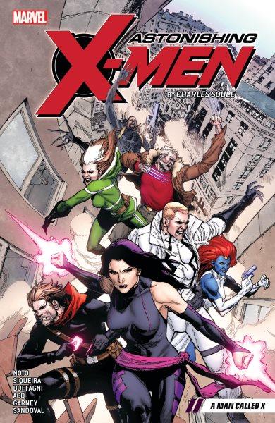 Astonishing X-men by Charles Soule 2