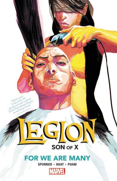 Legion Son of X 4