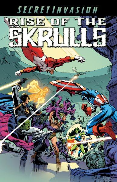 Secret Invasion - Rise of the Skrulls