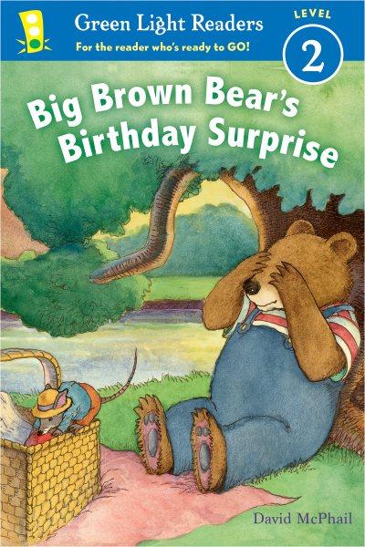 Big Brown Bear\