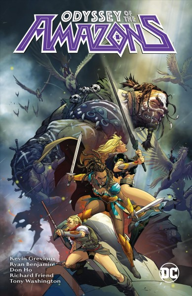 The Odyssey of the Amazons