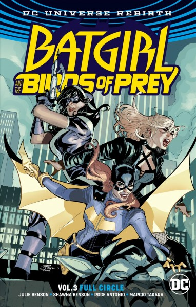 Batgirl & the Birds of Prey 3 - Rebirth