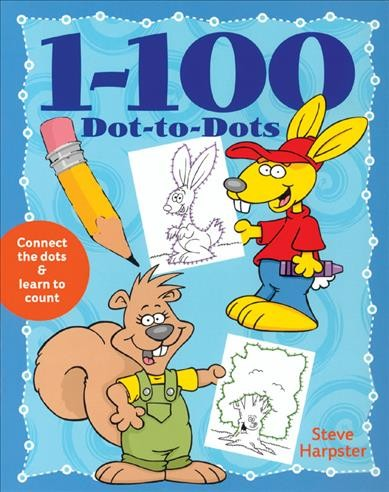 1-100 Dot-to-Dots: Connect the Dots & Learn to Count