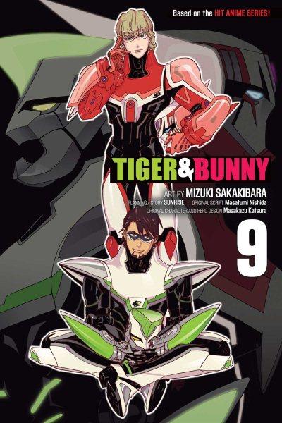 Tiger & Bunny 9