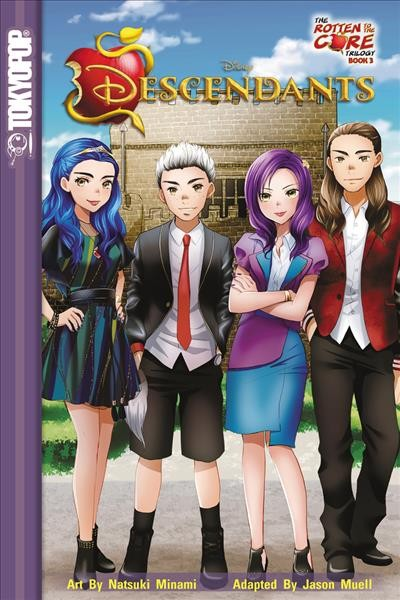 Disney Descendants Rotten to the Core 3