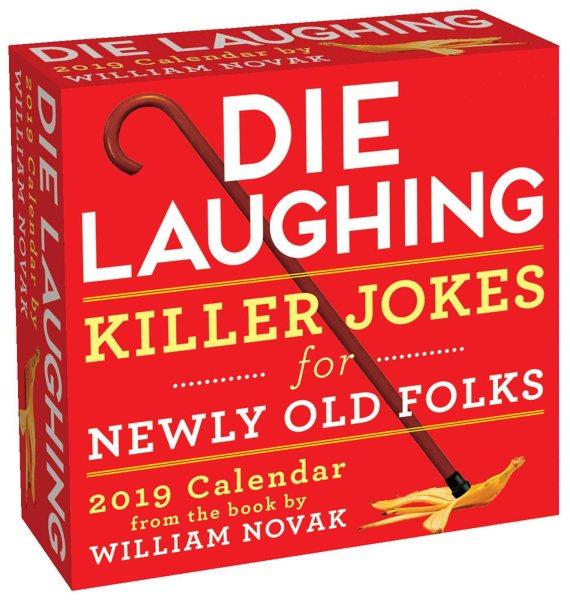 Die Laughing 2019 Calendar