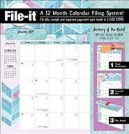 Journey of the Heart 2019 File-it Planner