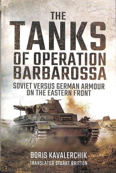 The Tanks of Operation Barbarossa