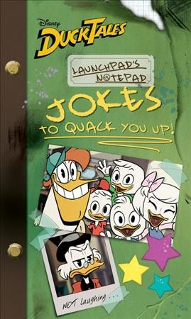 Ducktales Launchpad\