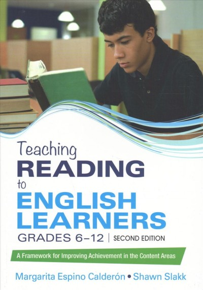Teaching Reading to English Learners, Grades 6 - 12