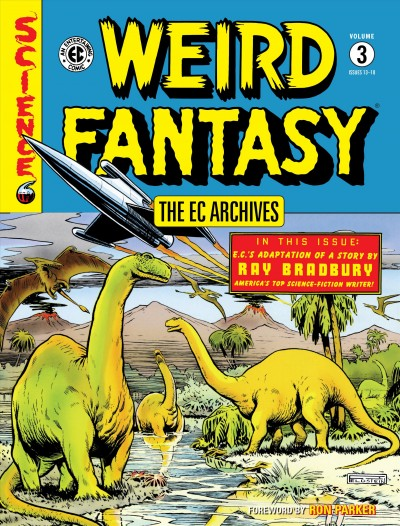The Ec Archives - Weird Fantasy 3