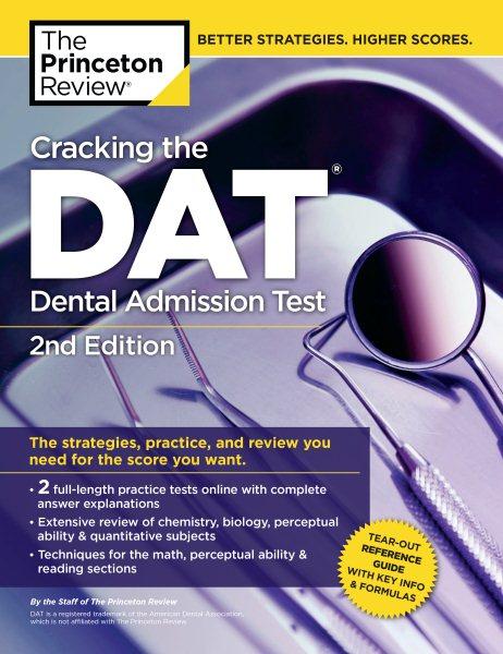 Cracking the Dental Admission Test