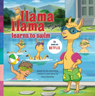 Llama Llama Learns to Swim