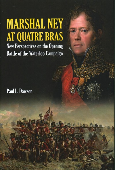 Marshal Ney at Quatre Bras