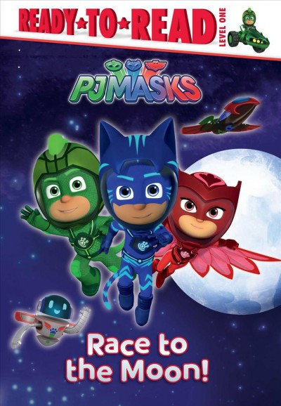 Pj Masks Race to the Moon!