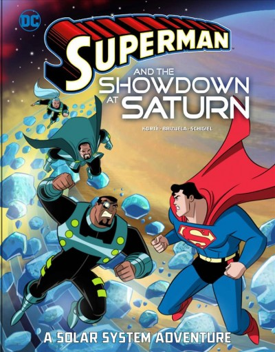 Superman and the Showdown at Saturn