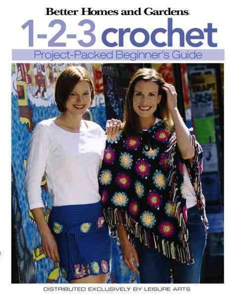 1-2-3 Crochet Bhg