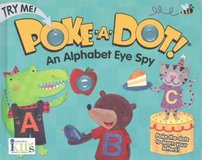 Poke A Dot An Alphabet Eye Spy