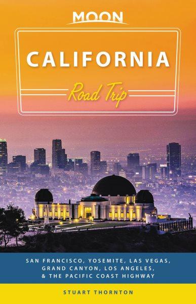 Moon Road Trip California