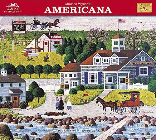 Charles Wysocki - Americana 20(Wall)