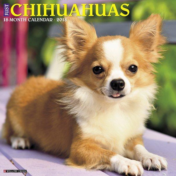 Just Chihuahuas 2018 Calendar(Wall)