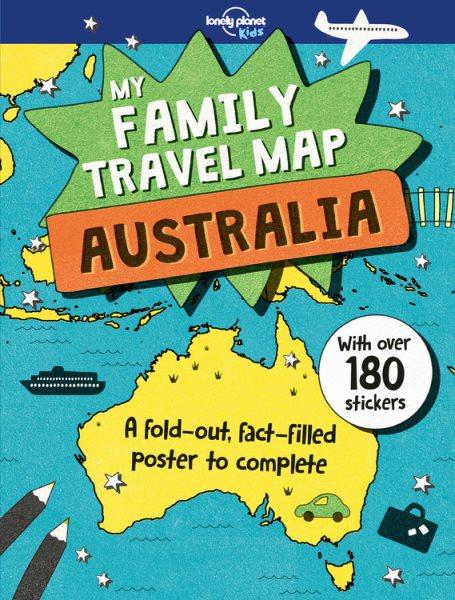 My Family Travel Map Australia