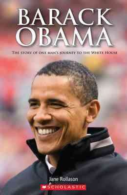 Barack Obama with CD(Scholastic ELT Readers Level 2)巴拉克‧歐巴馬