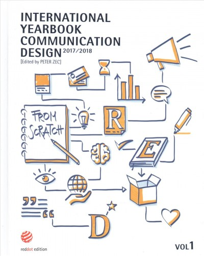 International Yearbook Communication Design 2017/ 2018