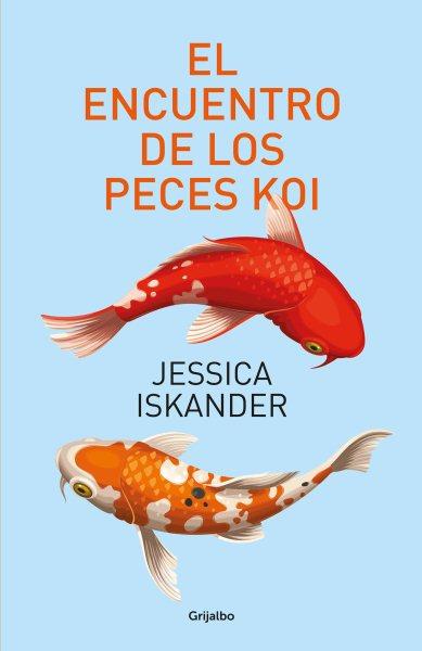 El encuentro de los peces koi/ A Chance Meeting of Two Koi Fish