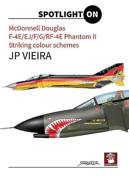 Mcdonnel Douglas, F-4e/Ej/f/g/rf-4e Phantom II
