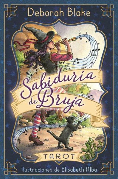 Sabidur燰 de bruja Tarot / Everyday Witch Tarot