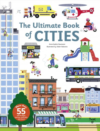 The Ultimate Book of Life Around Town