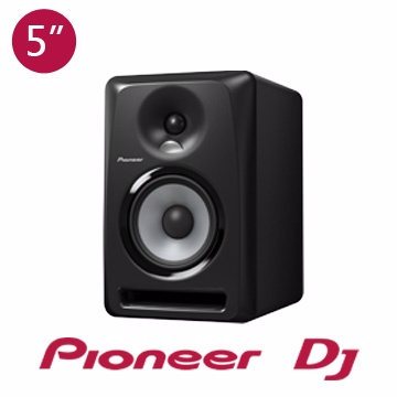 Pioneer S-DJ50X-W 5吋主動式監聽喇叭黑色版 公貨 (一支)