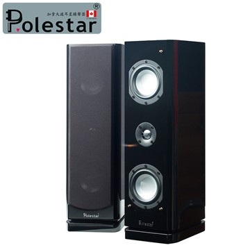 加拿大Polestar 書架式揚聲器LS-23 PV2