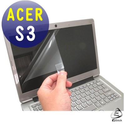 EZstick魔幻靜電保護貼 - ACER S3 ULTRABOOK 系列 專用13吋寬 螢幕貼