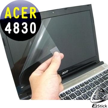 EZstick魔幻靜電保護貼 - ACER Aspire 4830 系列 專用14吋寬 螢幕貼