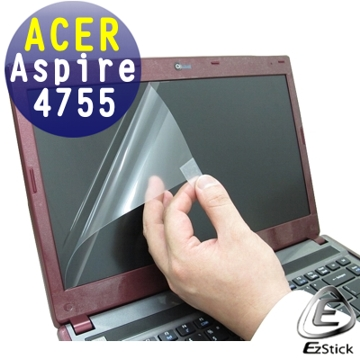 EZstick魔幻靜電保護貼 - ACER Aspire 4755 系列 專用14吋寬 螢幕貼