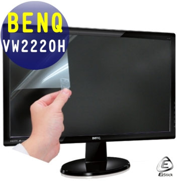 BENQ VW2220H 22型 21.5吋寬 螢幕貼 - EZstick魔幻靜電保護貼