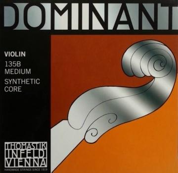 『DOMINANT 135B 小提琴弦』 (medium) 4/4全琴尺寸