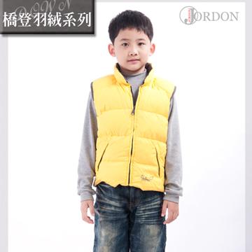 【FOX FRIEND】兒童羽絨背心 雙面穿 0125