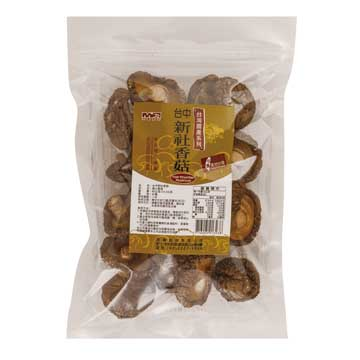 茂喜台灣在地優質商品-臺中新社香菇(大) 60g/包