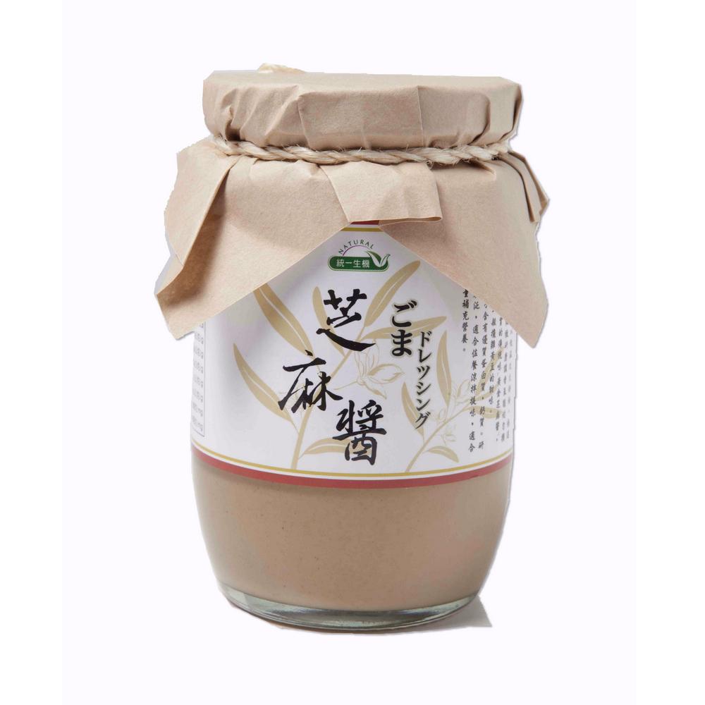 《統一生機》芝麻醬(350g/瓶)