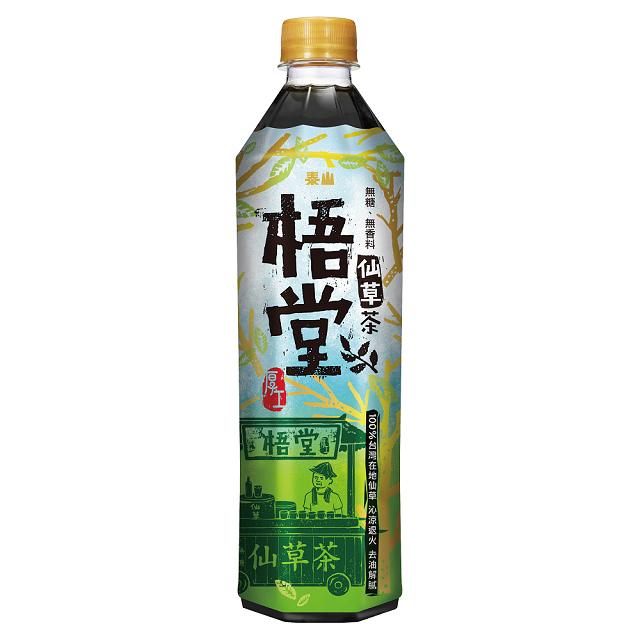 泰山-梧堂仙草茶-500mlx24入/箱
