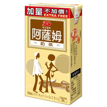 匯竑 阿薩姆 原味奶茶(300mX6入)