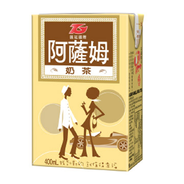 匯竑 阿薩姆 原味奶茶(400mX6入)