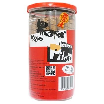 黑師傅比樂口捲心酥-黑糖口味 280g